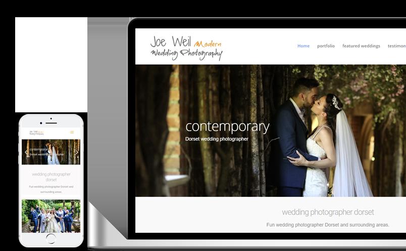 Webce8 website design